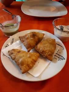 Empanadas indias