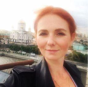 Lena Katina en Rusia 2018
