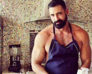 Osiris de MasterChef, el cocinero más sexy