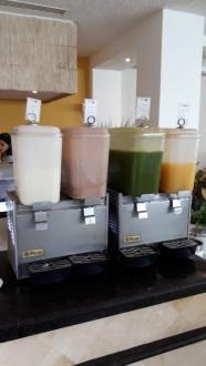 Bebidas en el Park Royal Cancún