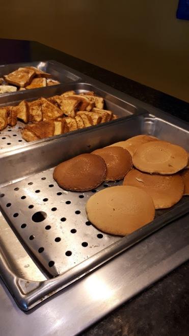 Hot Cakes para desayunar
