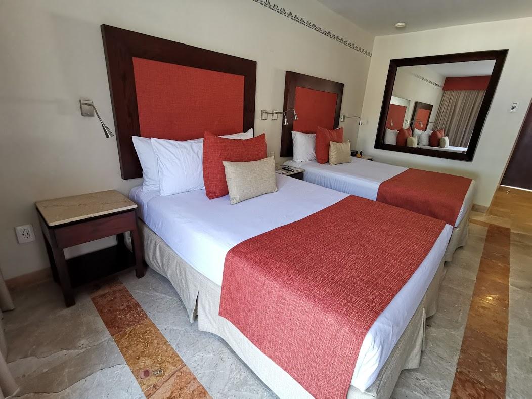 Grand Park Royal Cancún habitaciones