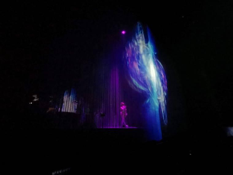Concierto de Björk en México