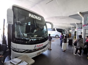 Autobuses a Real del Monte