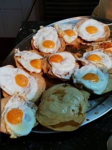 Barceló Puerto Vallarta comida