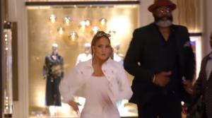 Jennifer Lopez en el Super Bowl - Anuncio