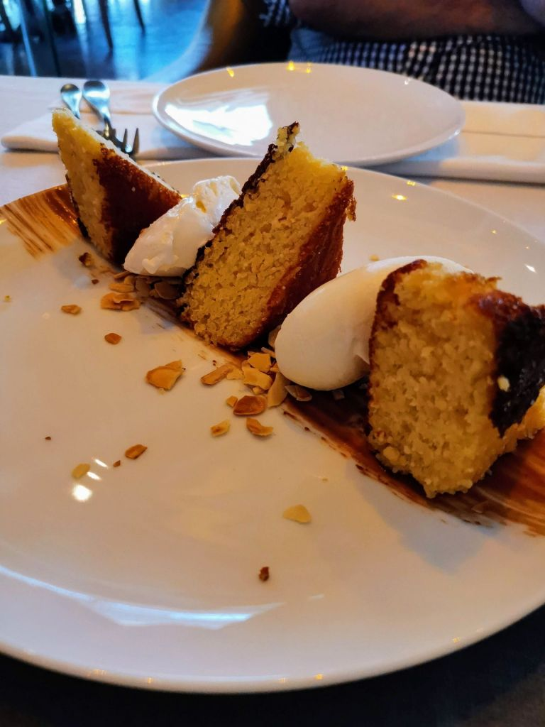 Menú restaurante Cassatt Polanco