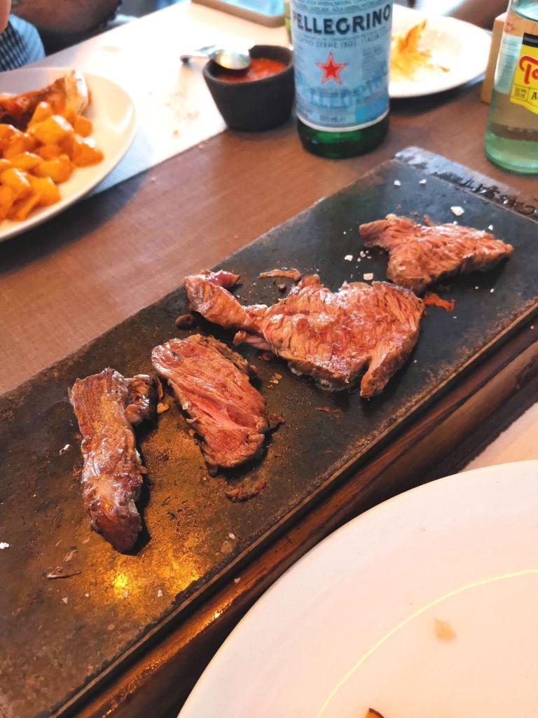 Restaurante de carne asada en Polanco