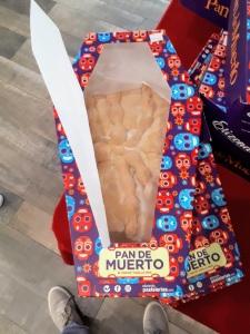 Pan de Muerto de Panadería Elizondo