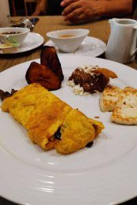 Desayuno Marriott