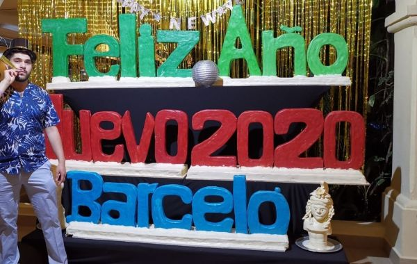 Año Nuevo en Barceló