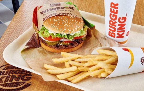 Cupones de descuento Burger King