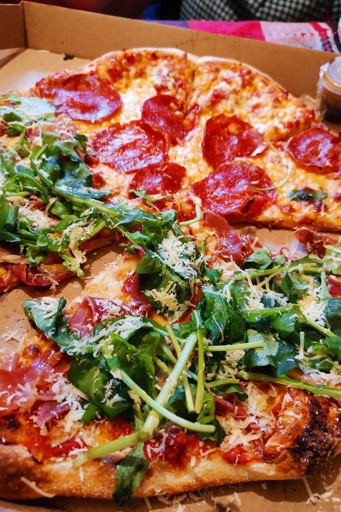 Mejores pizzas de aragón