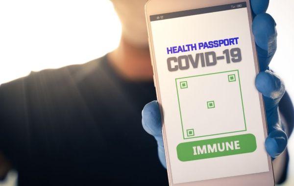 Pasaporte de Vacunacion Covid-19