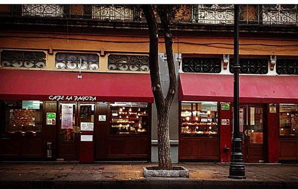 Café La Pagoda Cierra
