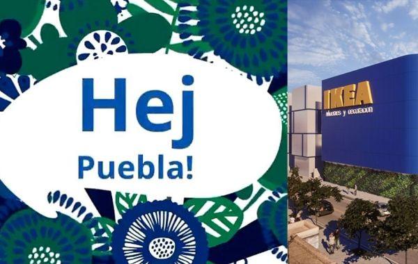 Ikea Puebla