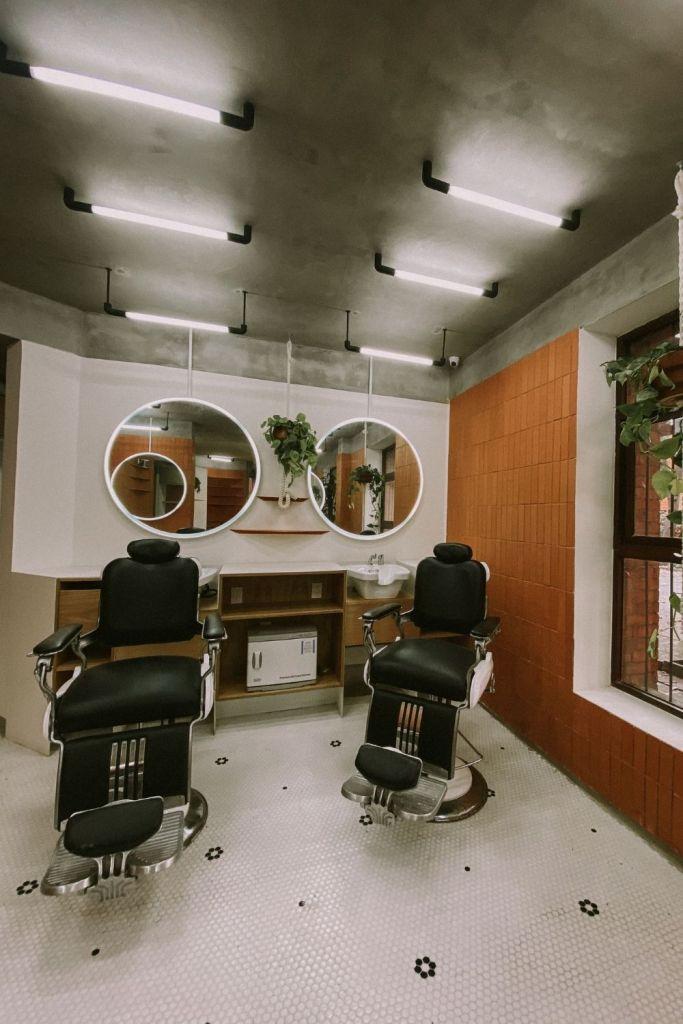 Barberias colonia juarez