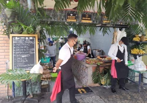 Mariscos Sevilla