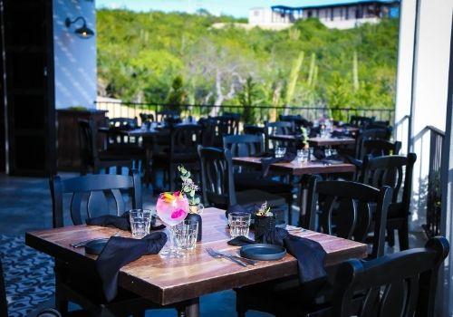 Restaurantes en Los Cabos