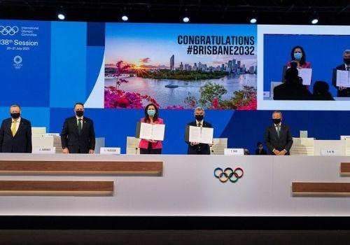 Juegos Olímpicos Australia