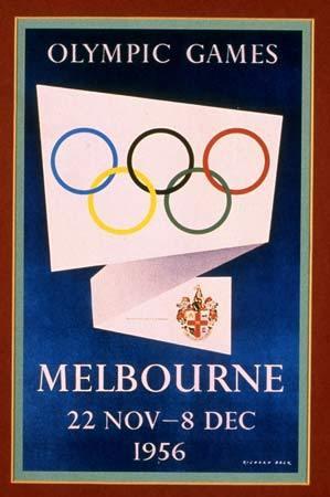 Poster de Melbourne 56