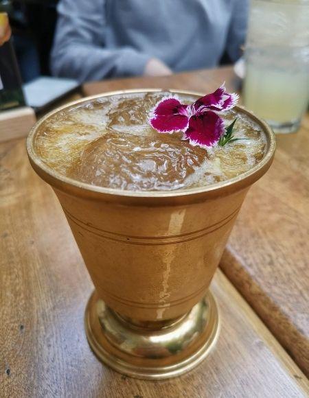 bebidas tailandesas