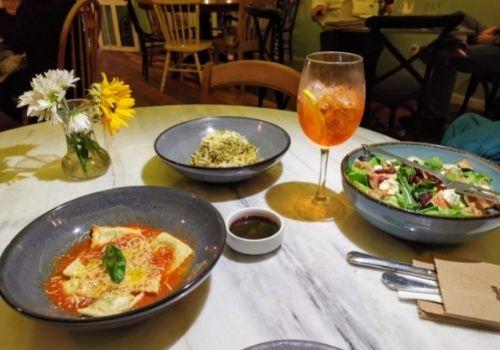 comida siciliana en CDMX