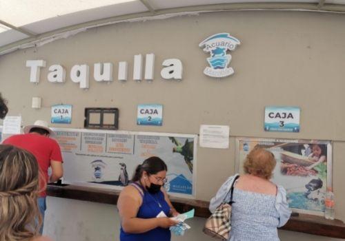 acuario de mazatlán precios 2021